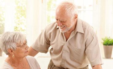 Eine barrierefreie Wohnung ist auch für ältere Menschen besonders wichtig