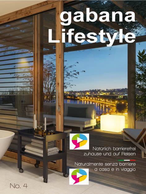 Titelbild des Magazins gabana Lifestyle