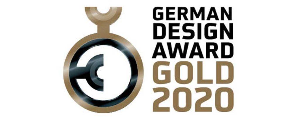 Alumat erhält Design-Award in Gold 2019