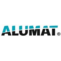 Das Logo der Firma Alumat