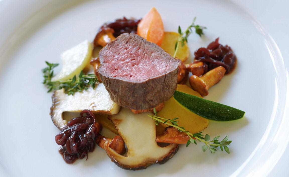 Kulinariik vom Feinsten erwartet Sie im Bichlhof © Bichlhof