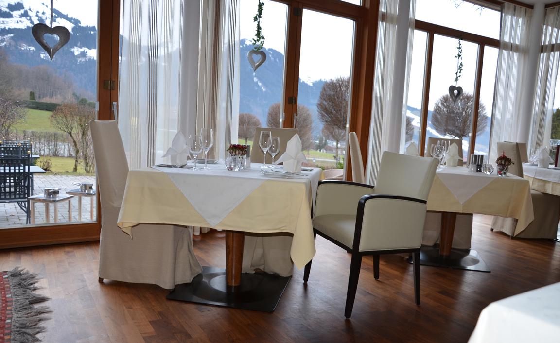 Kulinarisches vom Feinsten erwartet Sie im Restaurant © gabana