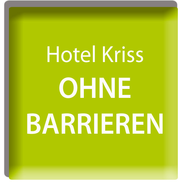 Button Hotel Kriss ohne Barrieren