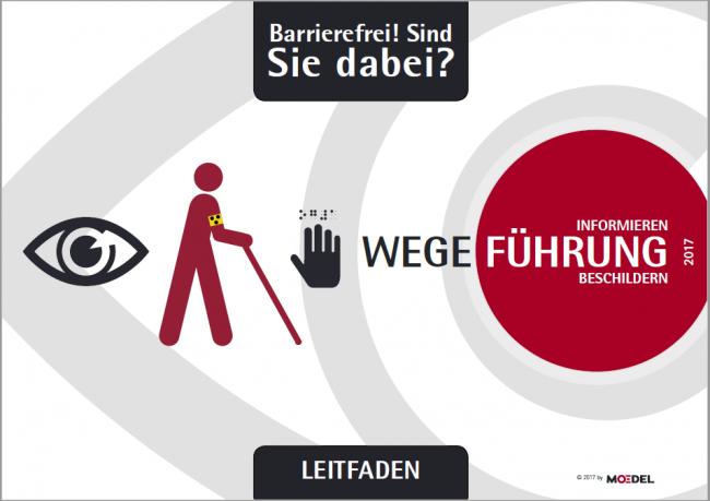 Coverbild zum PDF Leitfaden von Moedel Wegeführung