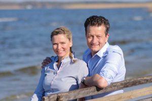 Jana und Uwe Trinkus