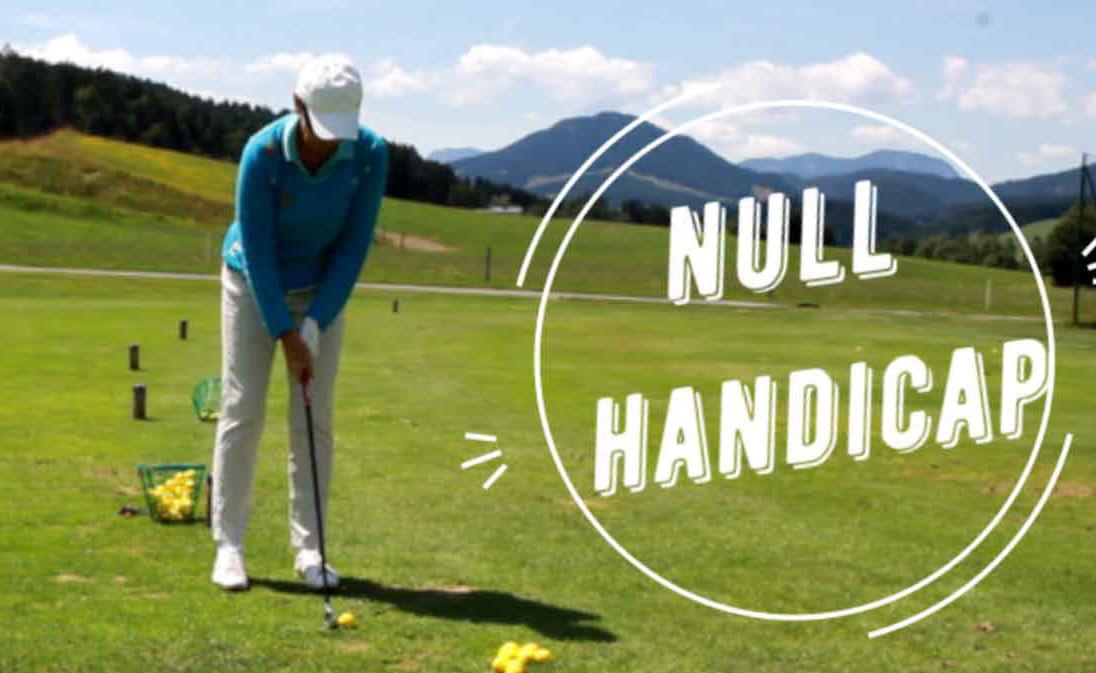 Startbild vom Video 'Null Handicap'